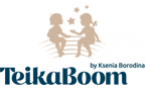 Teikaboom by Ksenia Borodina Сеть семейных ресторанов